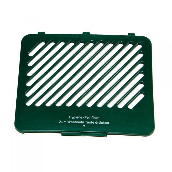 Filter Abdeckung passend für Vorwerk Tiger 251 und 252 - Gitter - Abluftgitter